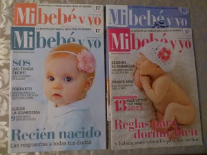 Revista para embarazadas