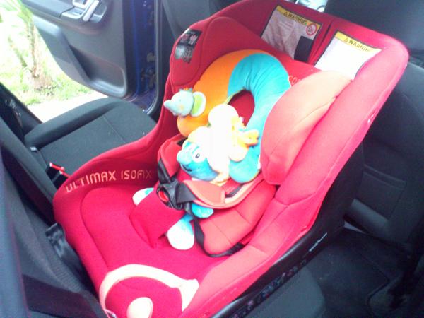 Elegir silla de coche para beb - Silla coche bebe ...
