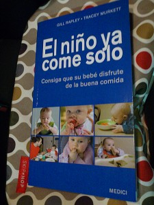 Baby led weaning libro