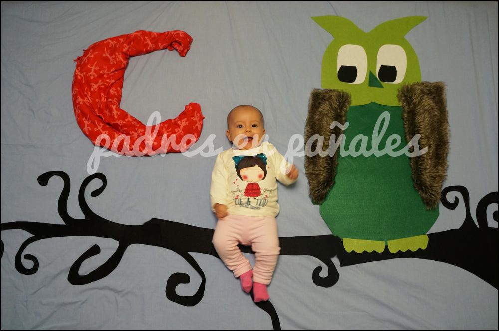 Fotos originales para hacer con tu beb en casa for Ideas originales para casa