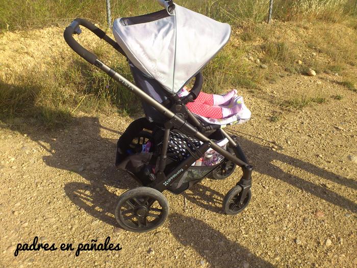 El carrito de bebé: Uppa Baby Vista opinión 2ª parte