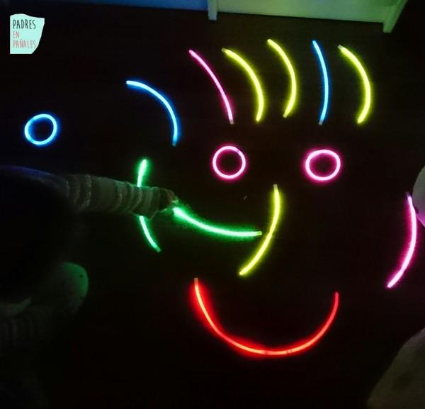 pulseras-luminosas-jugar