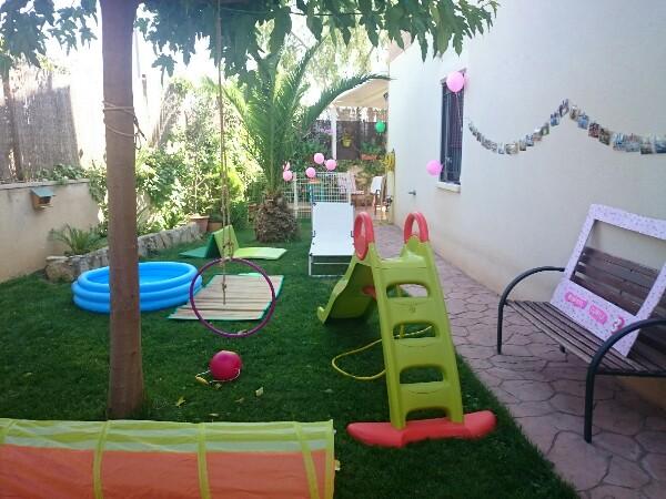 juegos y juguetes para el jard n donde comprarlos disfruti On juguetes de jardin