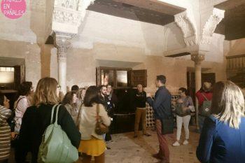 III BlogTrip Puleva infantil en Granada
