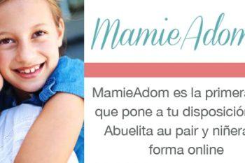Cuidadoras con experiencia para tus hijos: MamieAdom