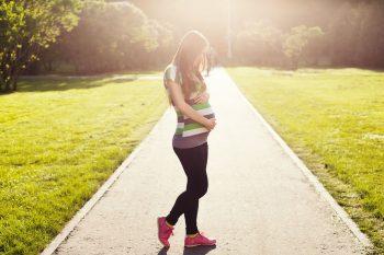 Complementos alimenticios para llevar mejor las náuseas durante el embarazo