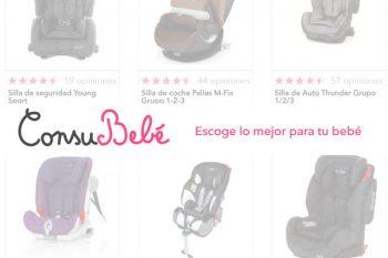 Conoce, prueba y opina sobre productos infantiles en Consubebé