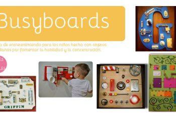 Como hacer una Busyboard para tus hijos