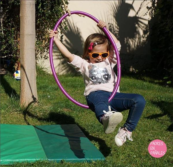 Juegos y juguetes para el jardín. Donde comprarlos - Disfruti