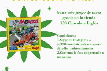 123 Chocolate Inglés: tienda de juguetes chulis de Zaragoza. ¡¡CON SORTEO!!