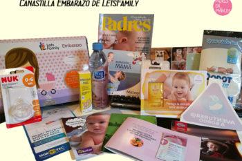 Canastillas gratis para bebés y mamás de Lets Family
