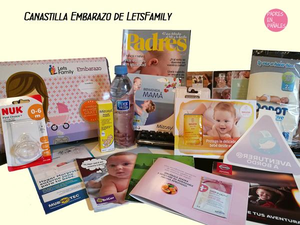 Canastillas Gratis Para Bebés Y Mamás De Lets Family Disfruti
