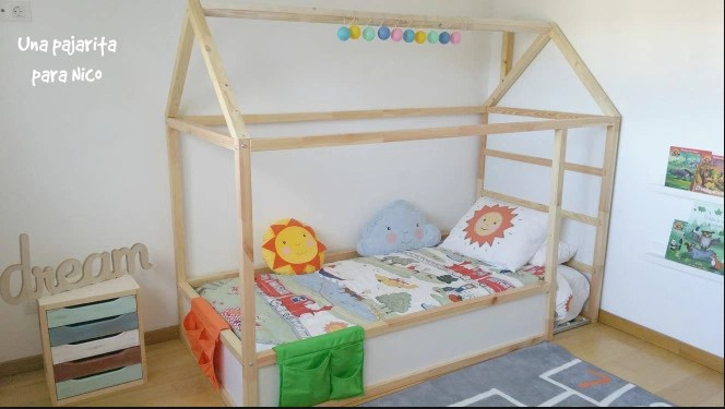 7 tipos de camas infantiles para niños cuando dejan la cuna - Disfruti