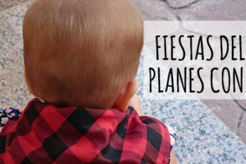 Fiestas del Pilar 2017 con niños