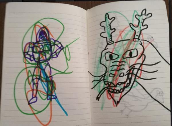 Pintar y dibujar no es solo un juego: beneficios del dibujo para los ...