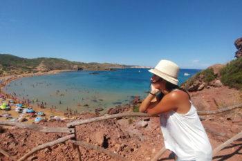 Descubrimos las mejores playas de MENORCA