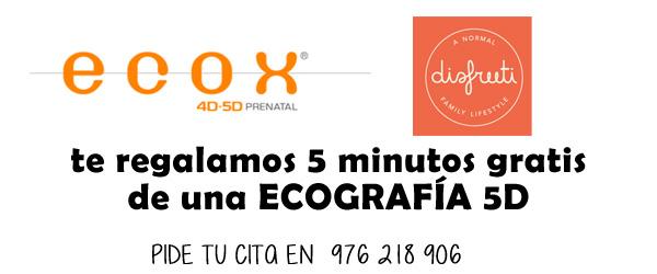 Oferta ecografía 5d Zaragoza