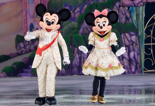 disney on ice zaragoza